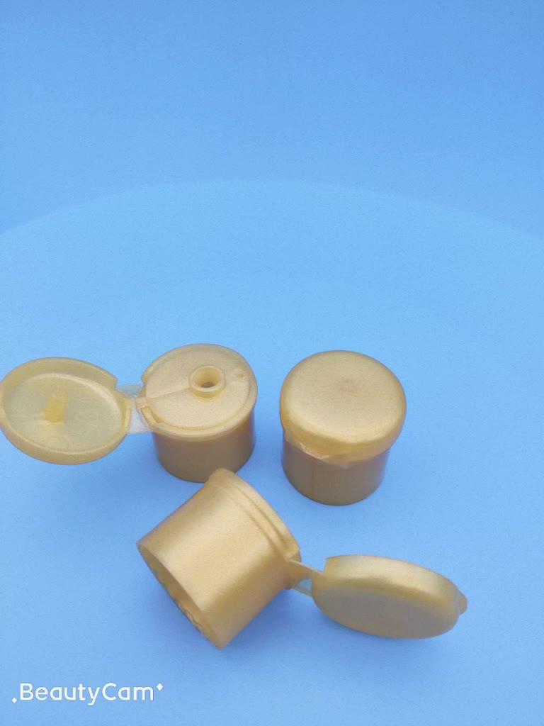 Wholesale plastic screw lids bottle caps dispensing flip top closures