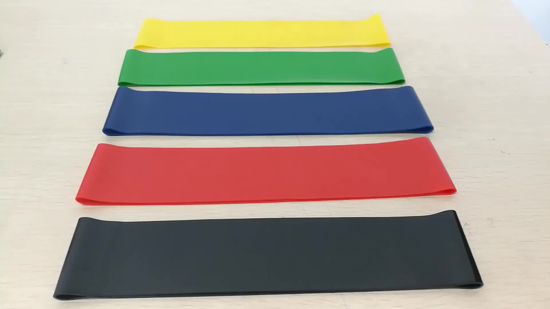 12 inch Heavy Resistance Bands Rubber Bands Fitness Gym Strength Training Elastic Exercicios Fitness band for Expander