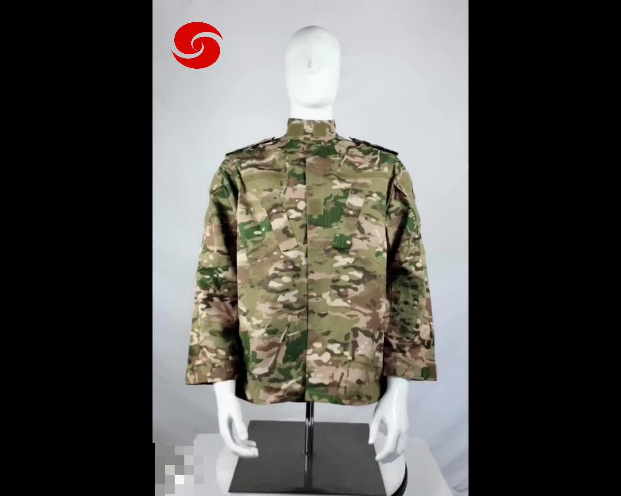 35 cotton 65 polyester camouflage uniform military camouflage clothing