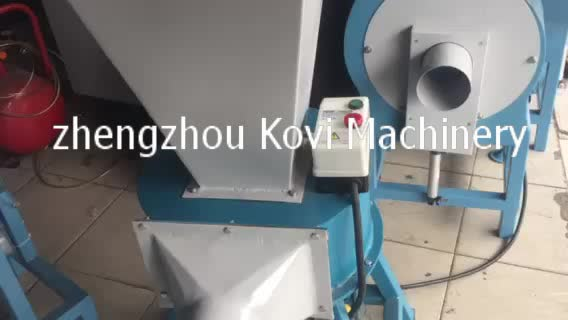 pu foam crushing machine grinding sponge foam shredding machine for sale