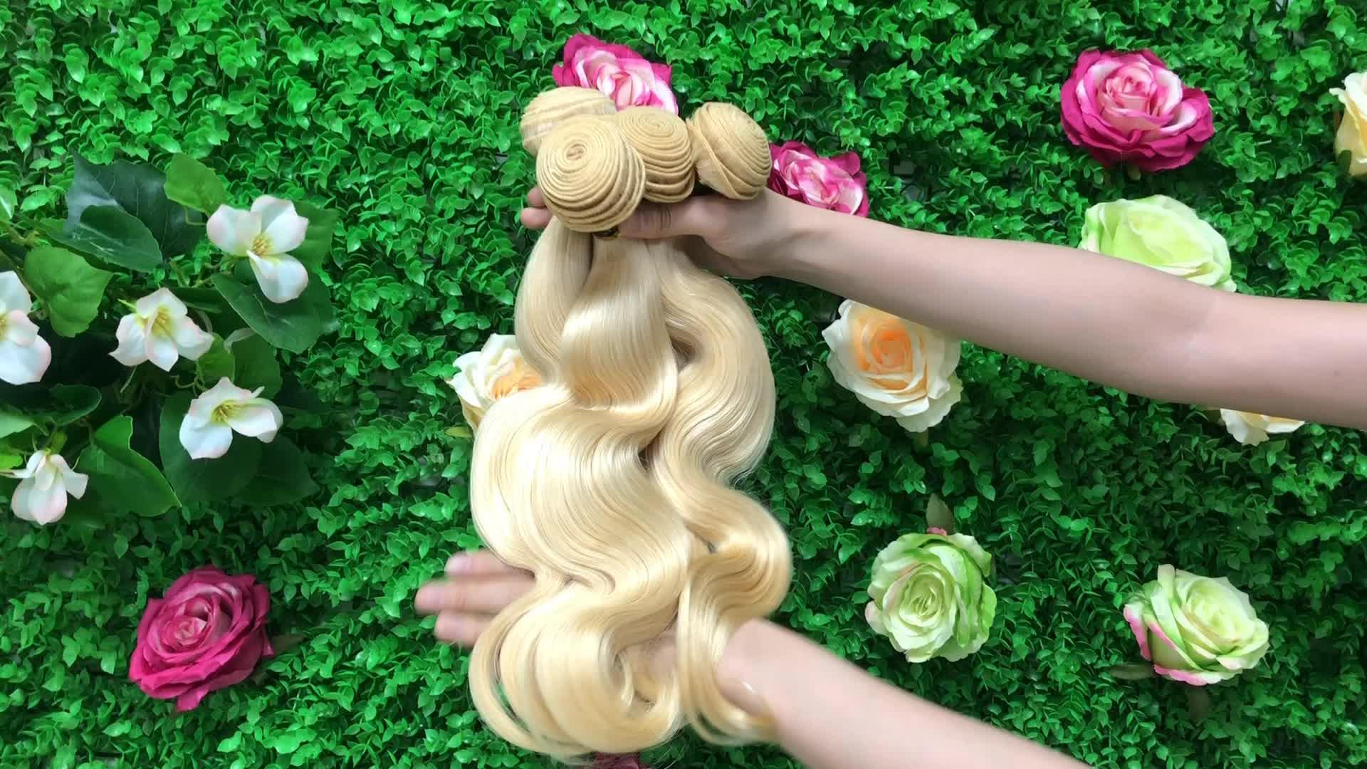 Aosun Hair Raw Mink Virgin Brazilian Hair Human, Natural Remy Hair Extension, Colored Hair Extension Human Hair