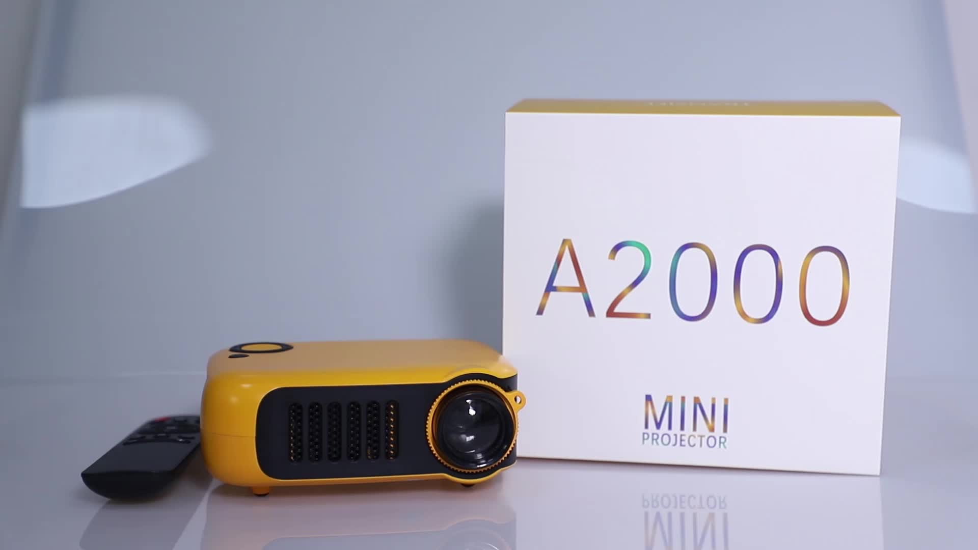 A2002 laser dlp smart mini phone vivitek silver projector screen keychain mobile 3d projection 5000 lumens hologram 1080p