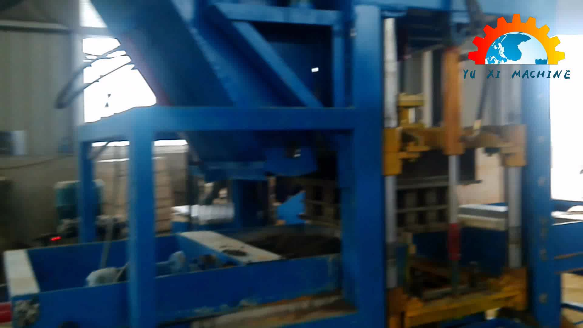 Qt8 15 Machine To Make Concrete Blocks Paver Block