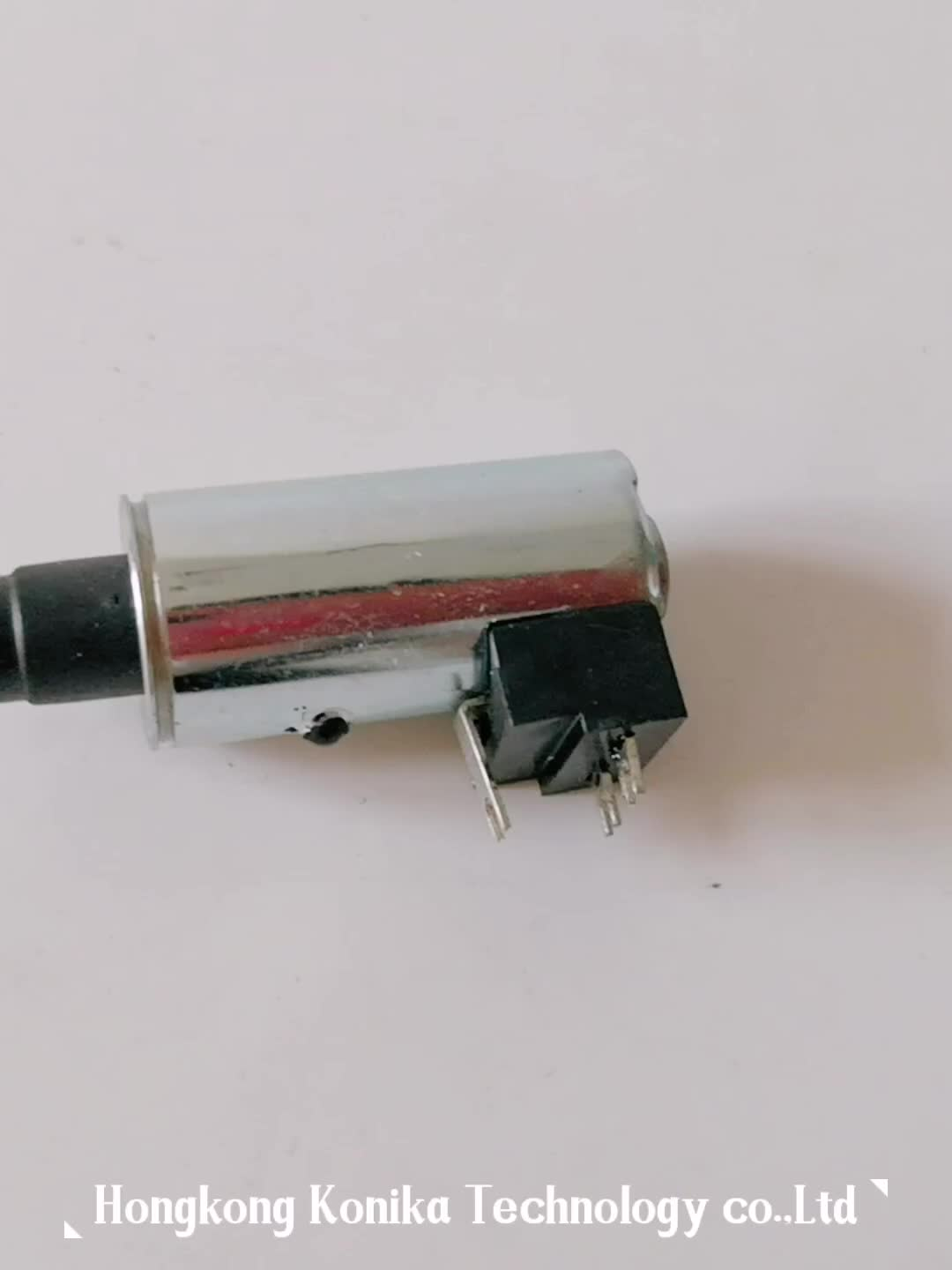 MarkemImaje Spare Parts ENM5044 Solenoid Valve for 9028/9030/9040 CIJ inkjet printer