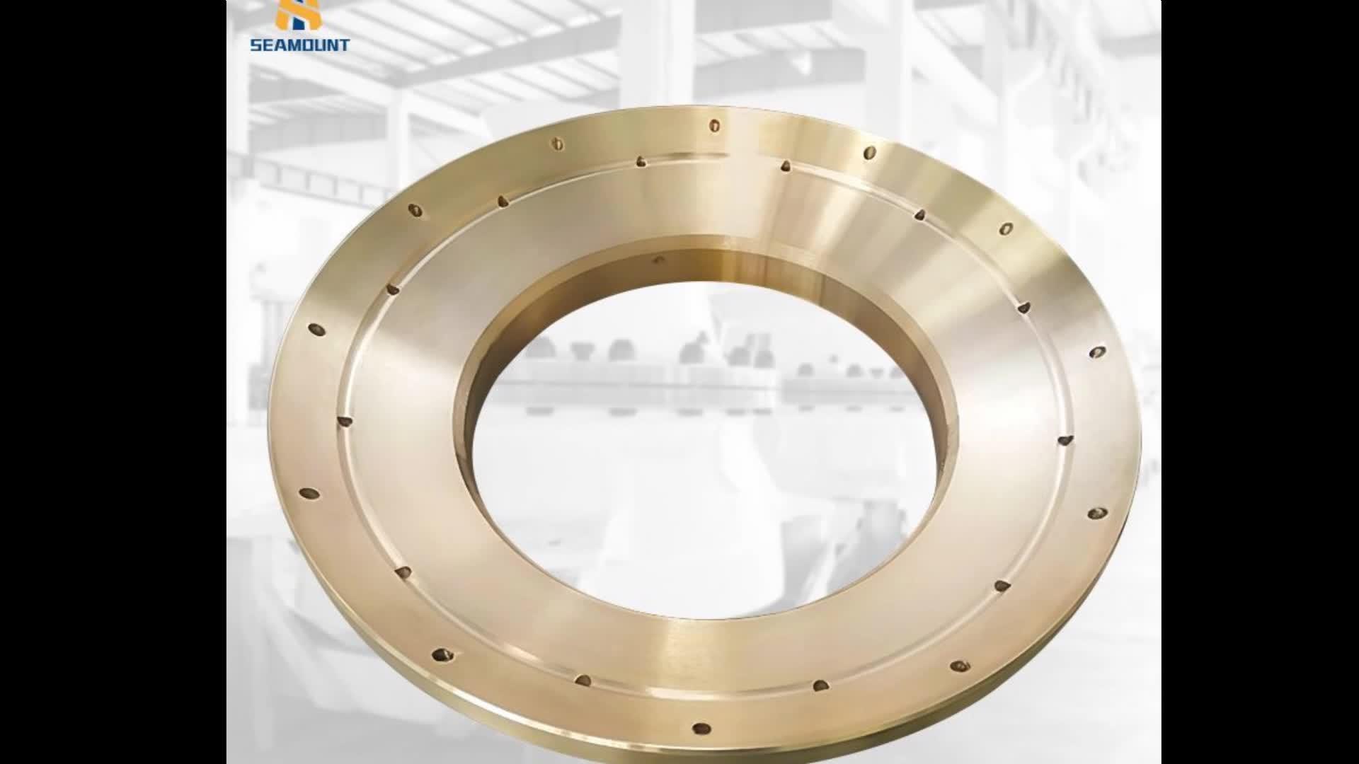 Fabricación de alta precisión maquinaria de minería parte piezas de desgaste hembra del trazador de líneas