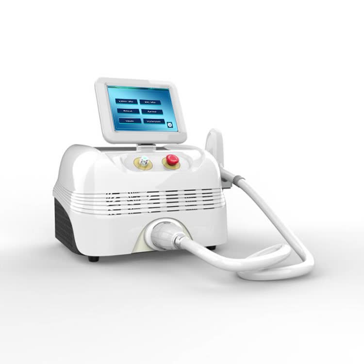 Newest promotion 532nm 1064nm 1320nm long pulse portable Q Switched Nd YAG laser tattoo removal machine price