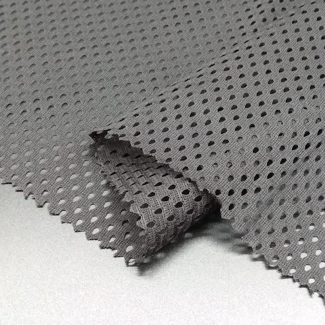 100% утилизировать полиэстер круговой вязать пике задняя сторона света щеткой
