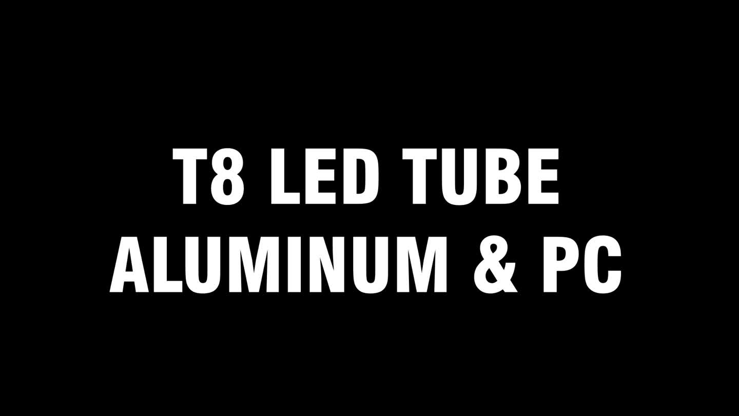 Hot sell Best price ETL DLC OEM ODM 2FT 3FT 4FT 5FT 8FT 18W PC Glass T5 T8 LED Tube