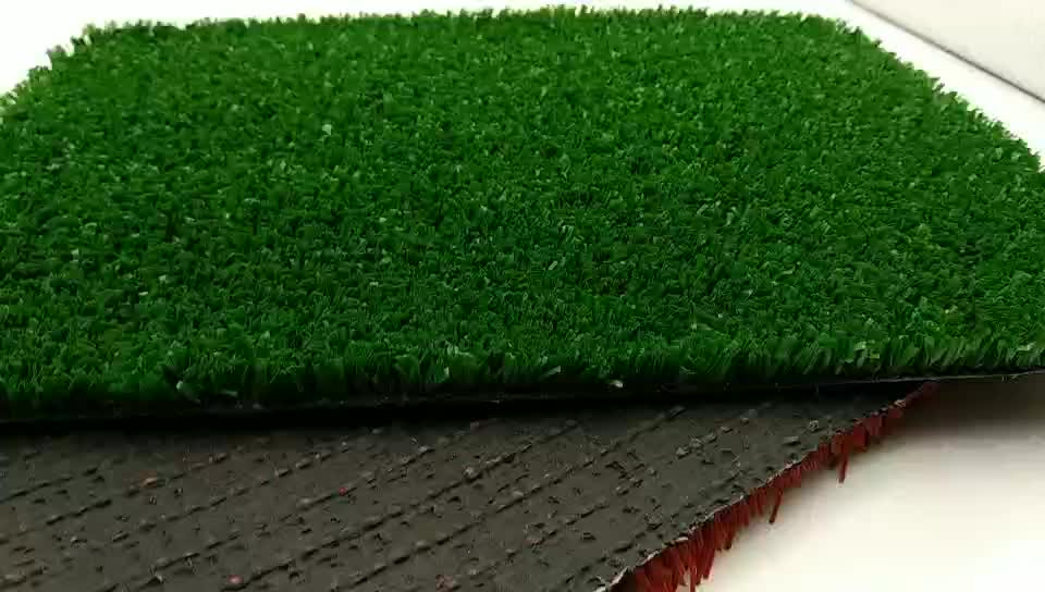 10mm 12mm high density synthetic grass outdoor tennis court surfaces