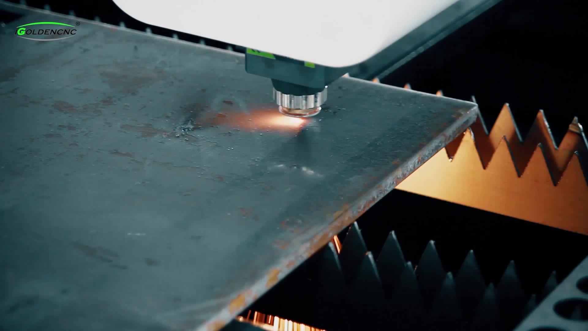 Fiber laser cutter Metalen fiber laser snijmachine Fiber laser voor metalen plaat snijden