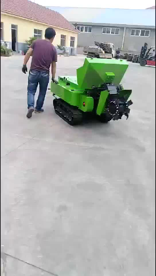 agricultural digging trencher/ditcher Multi-functional micro tillage machine