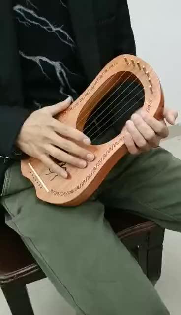 10 corde Strumenti Musicali Lira Arpa