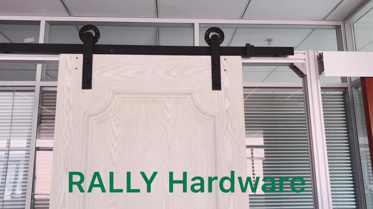 Manufacture wardrobe sliding barn door hardware fittings