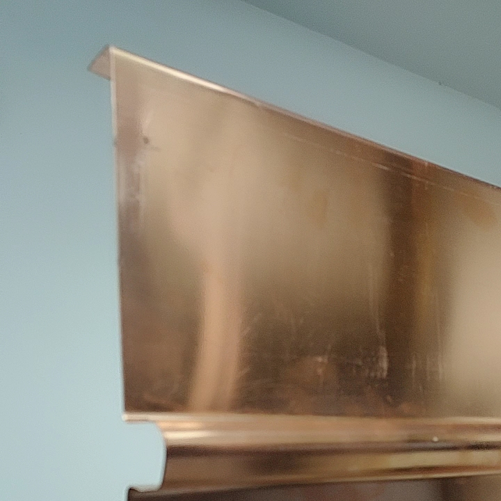 Specialized copper water-stop Copper sheet