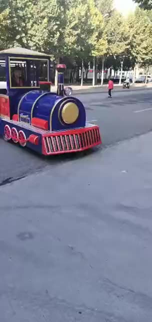 china manufacturer electric outdoor  Park Train For Sale