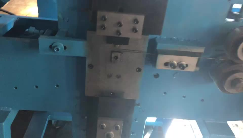 Automatic wire bending machine Hydraulic Forming Machine ZW1-6