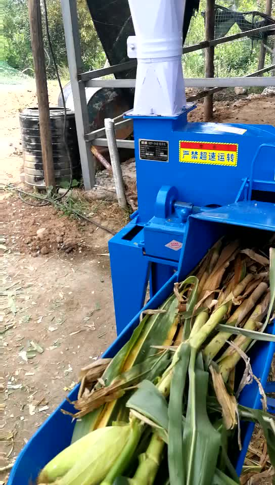 Weiwei feed machine grass cutting agriculture line making equipment for sale