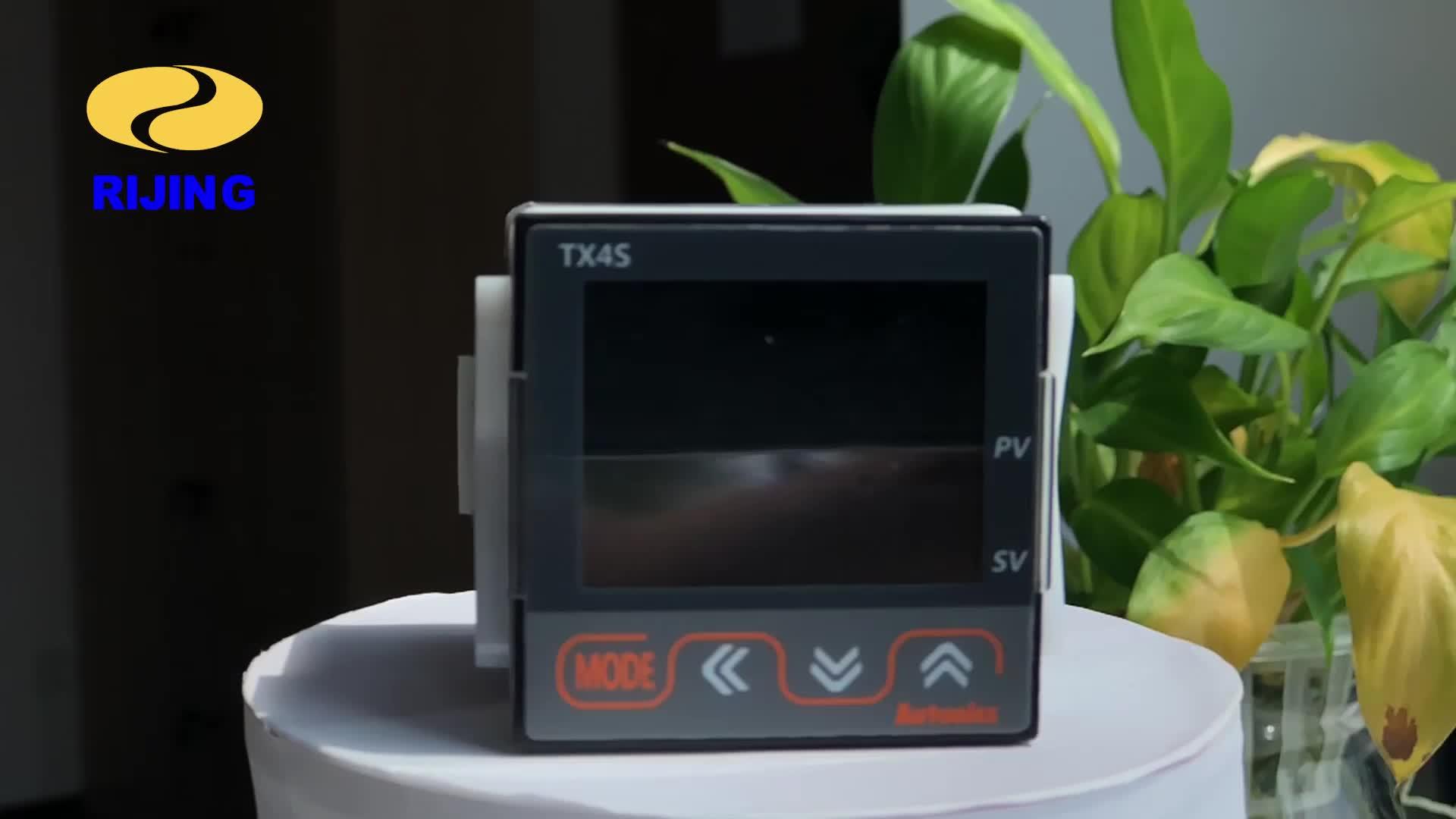 Autonics TX4S-B4R RS485 Modbus PID LCD Display Temperature Controller