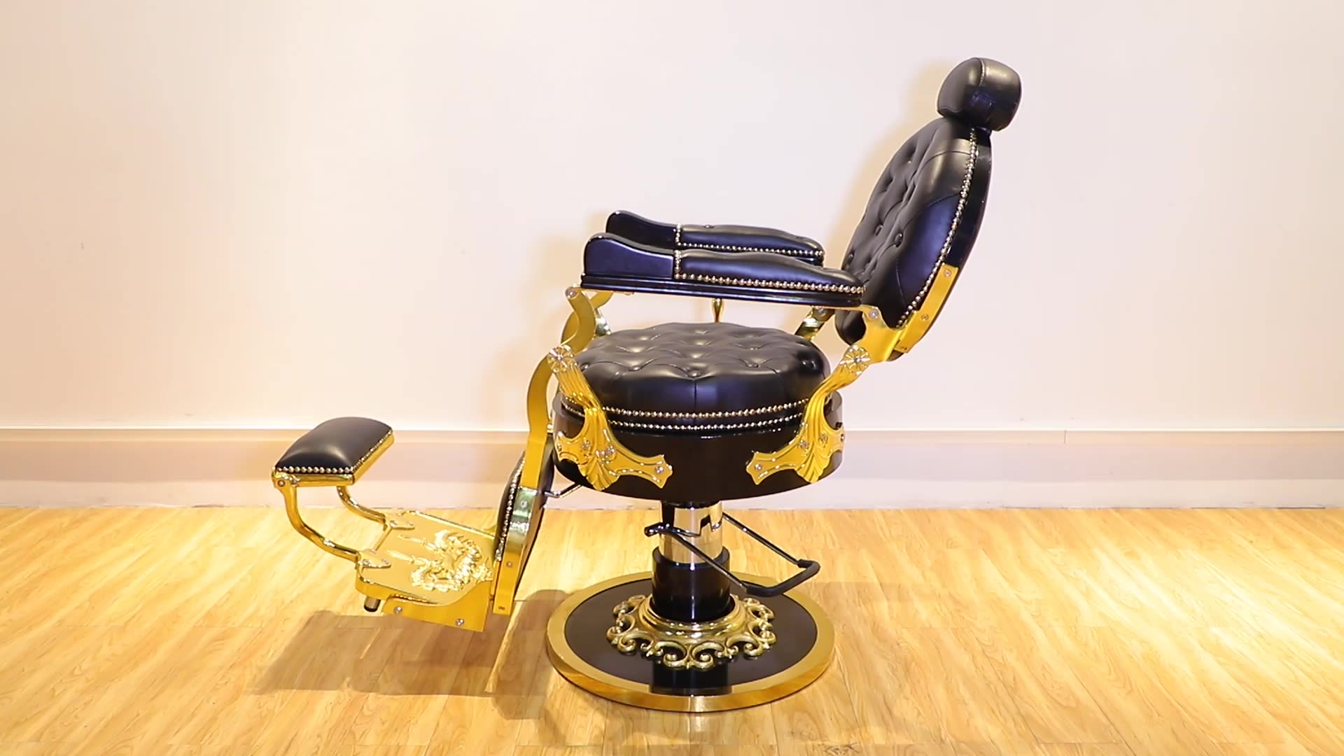 理髪店機器パッケージ理髪椅子ヘアサロン椅子格安理髪店の椅子販売