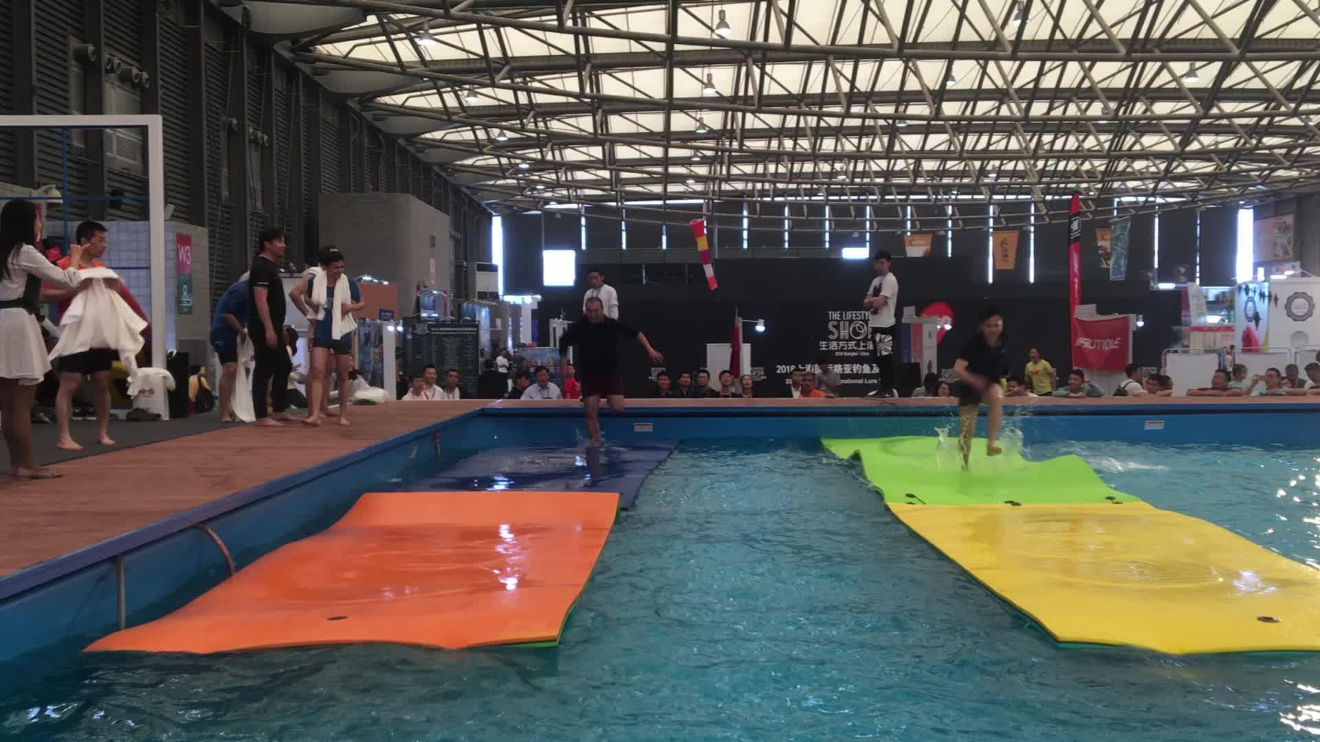 18x6 Feet Floating Mats Water Play Foam Swimming Pad Buy