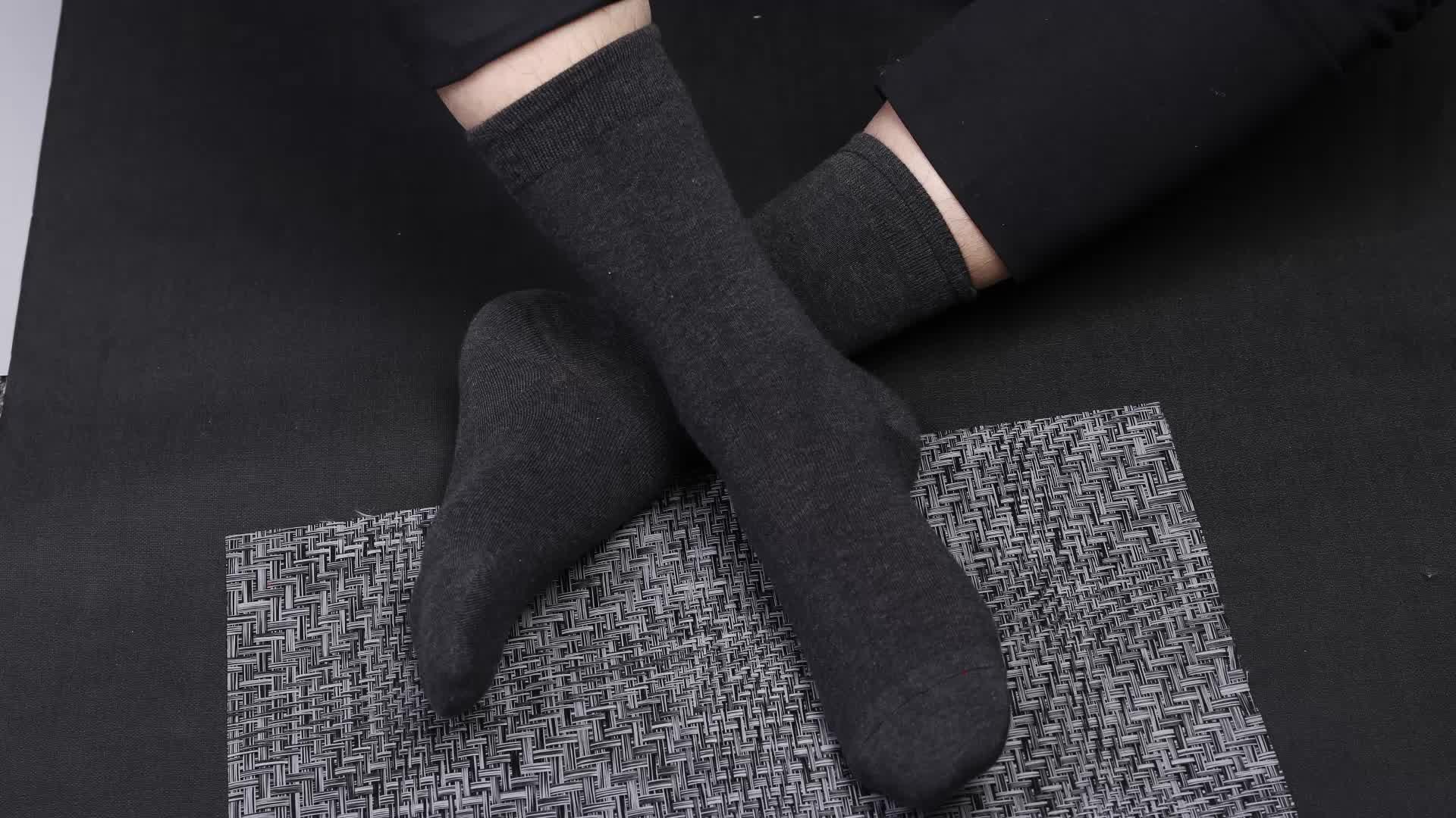 Mannen Of Vrouwen Custom logo Gekamd Katoenen Sokken groothandel Sokken gemaakt in China