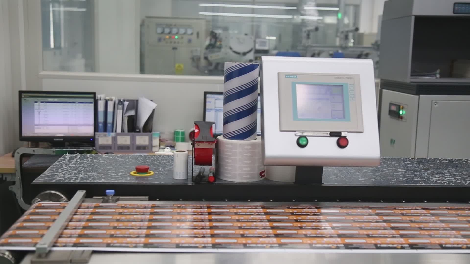 Custom 30ml 60ml beard oil bottle labels small printing paper adhesive stickers for plastic bottles