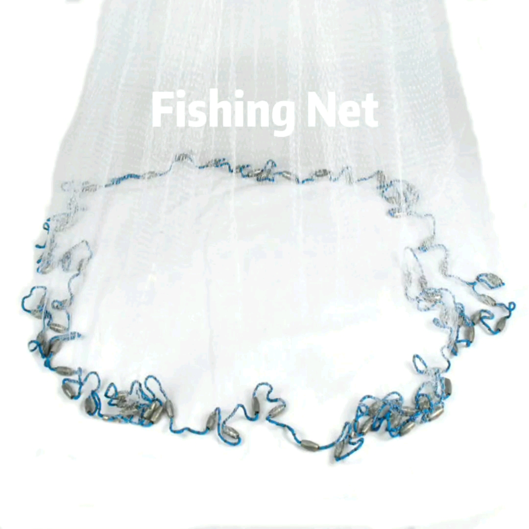 मछली पकड़ने के जाल अनुरेखक खींचें शुद्ध मछली पकड़ने नायलॉन गिल मछली पकड़ने के जाल