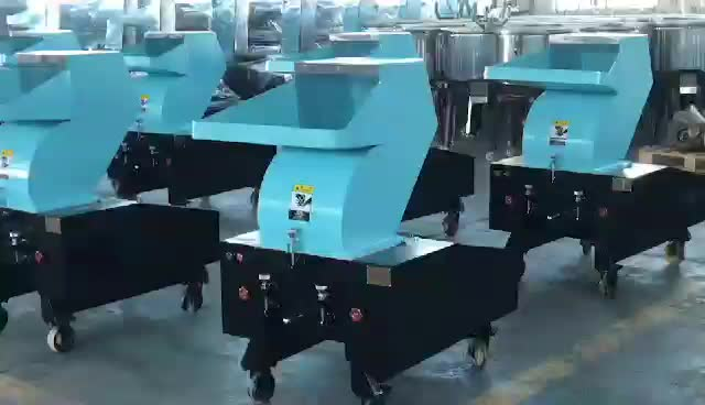 Ontelbaar PC180 Plastic Shredder/Plastic crusher/Plastic Verpletterende Machine PET-FLES BREKERS