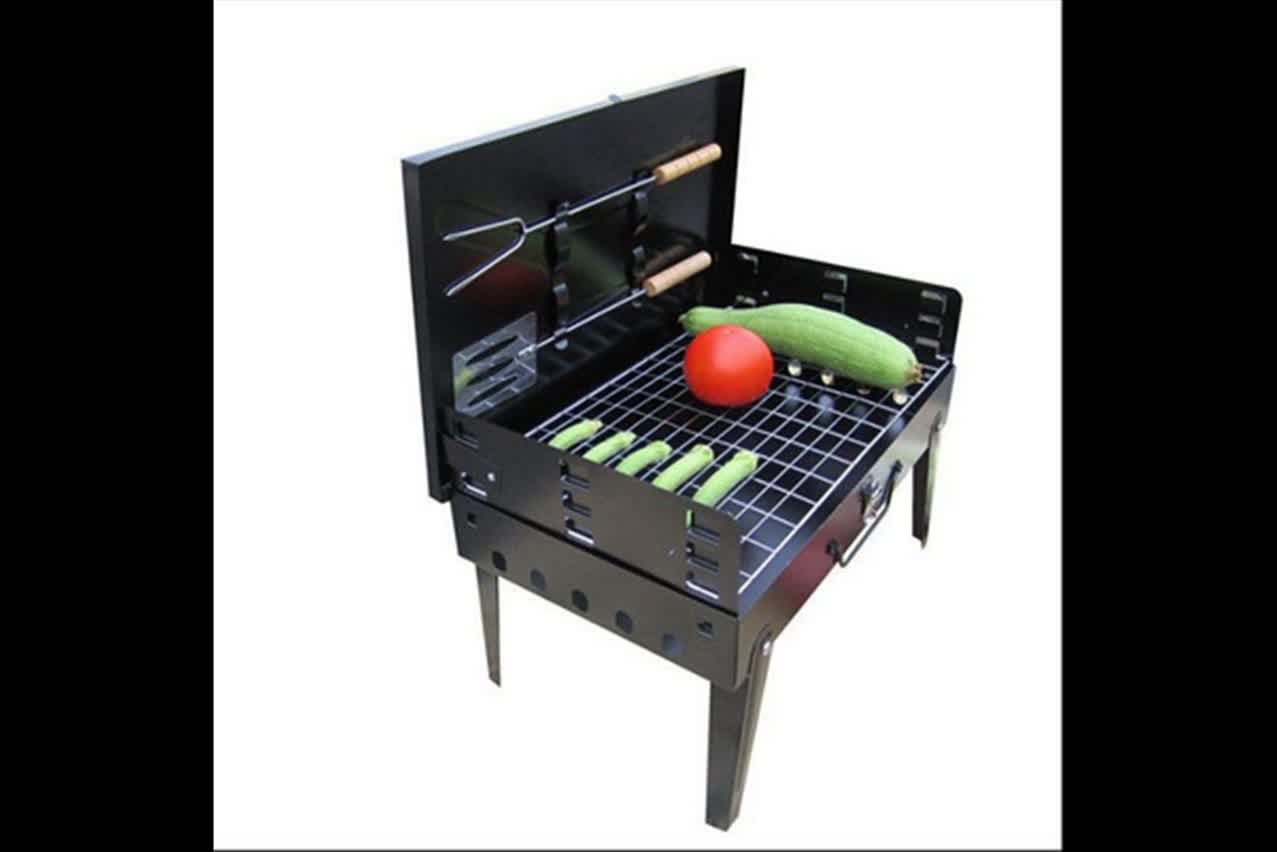 Cheap Small Size Portable Bbq Grill Folding Grill Outdoor ...