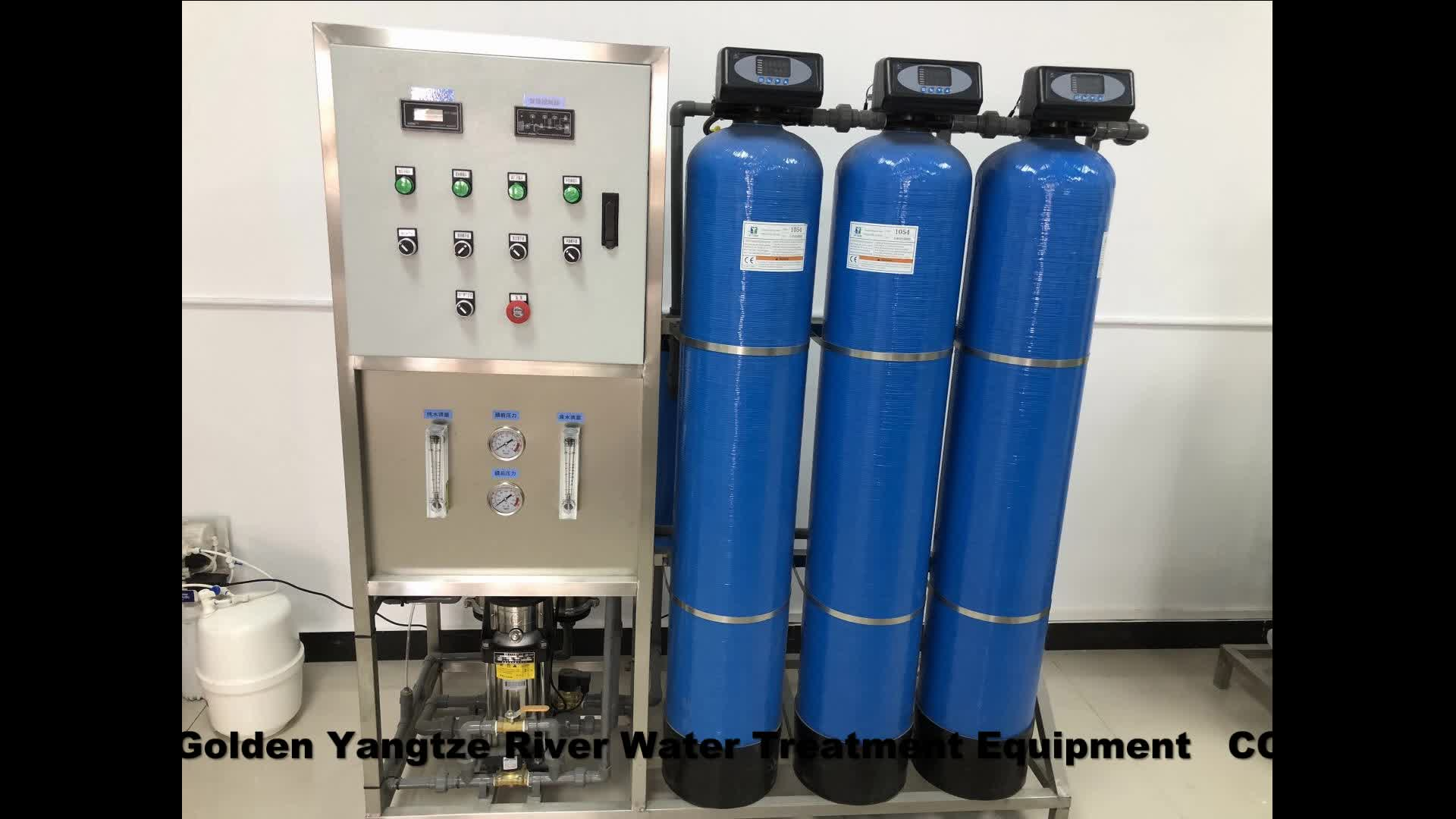 Automatic Control RO Water Treatment equipment,Underground Water Purifier to Deionized water for industry