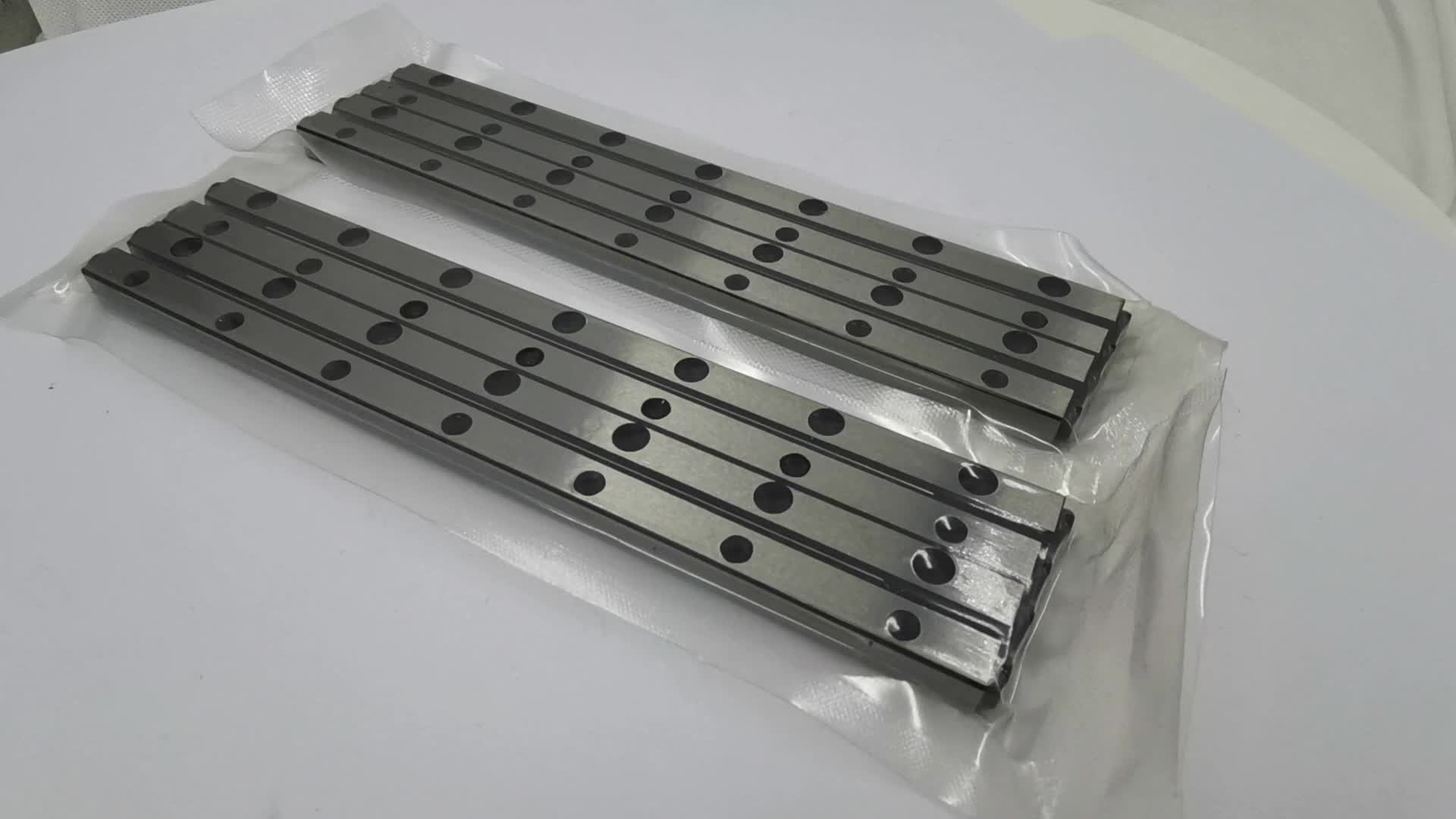 Aço inoxidável Trilho de Aço Trilho de Guia Linear Para A Máquina Cnc Vr18