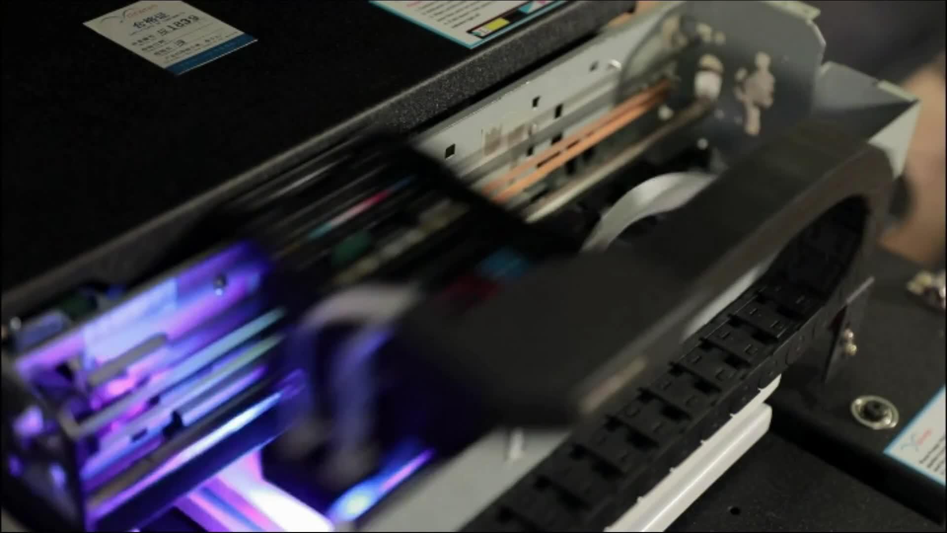 2019 nouveau véritable AR-LED Mini6 imprimante pour bois/métal/PVC