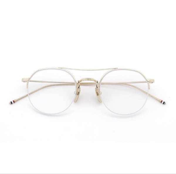 3af242848f4 Japan direct mail purchase Thom Browne tb-903 titanium frame made in Japan