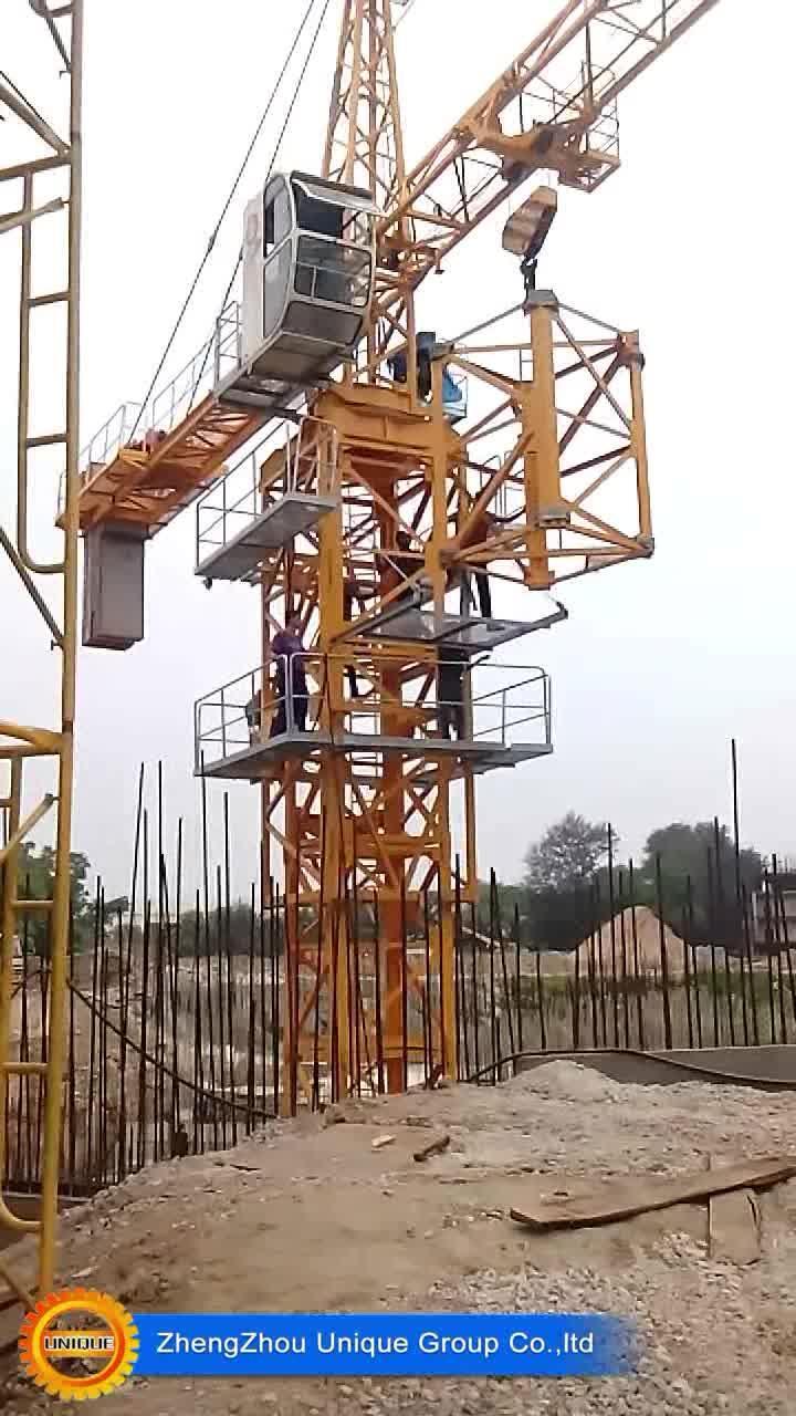 Giá rẻ Chi Phí Chất Lượng Cao 6ton Tháp Crane for Sale