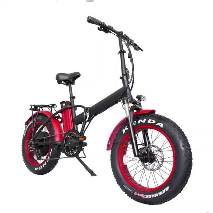 1000w strada ebike pieghevole fat bike 20 pollici bicicletta elettrica bicicletta elettrica