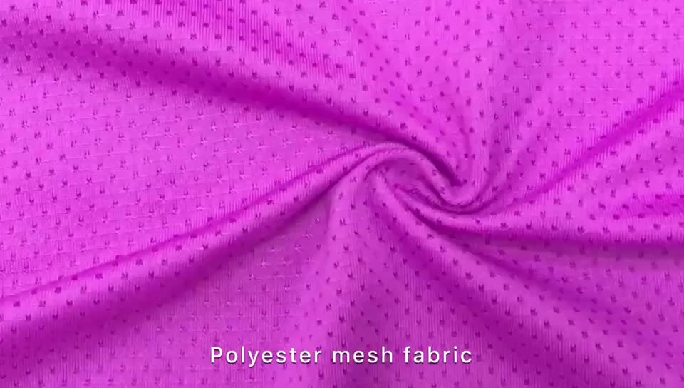 93 polyester 7 spandex dyeing fabric sports fabric