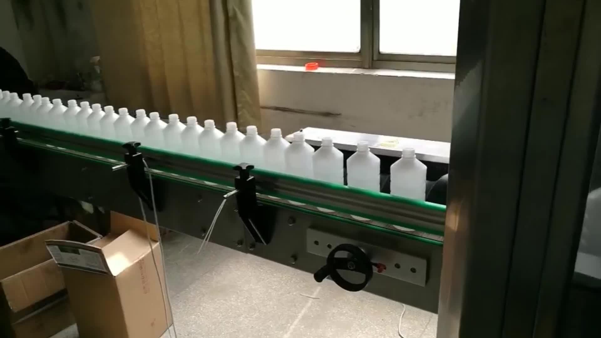 Automatic Sleeve Shrink Labeling Machine