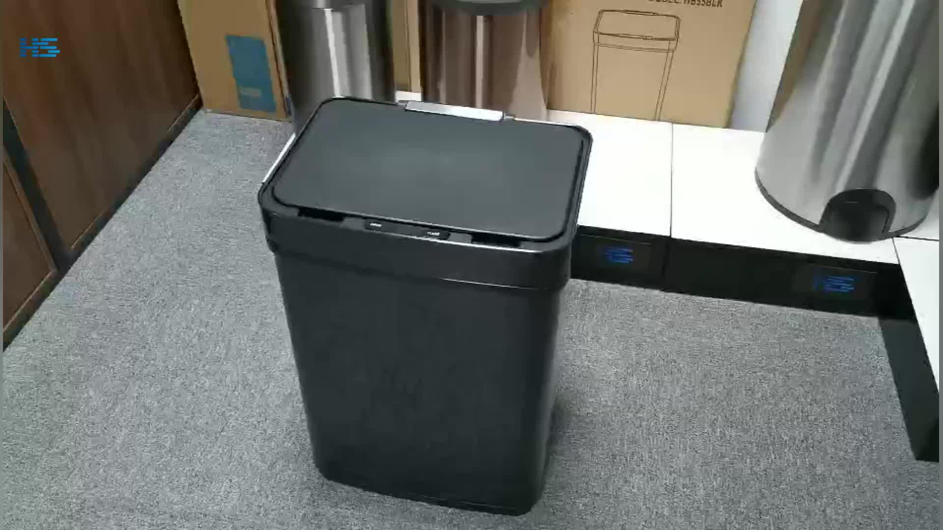 Edelstahl mülleimer recycle mülleimer stahl kompost küche bin