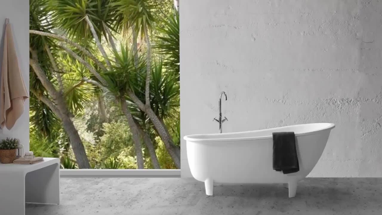 Picture of: Artificial Stone Bathroom Bathtub Dimensions Used Cast Iron Bathtubs For Sale Buy Bathroom Bathtub Artificial Stone Bathtub Cast Stone Bathtub Product On Alibaba Com