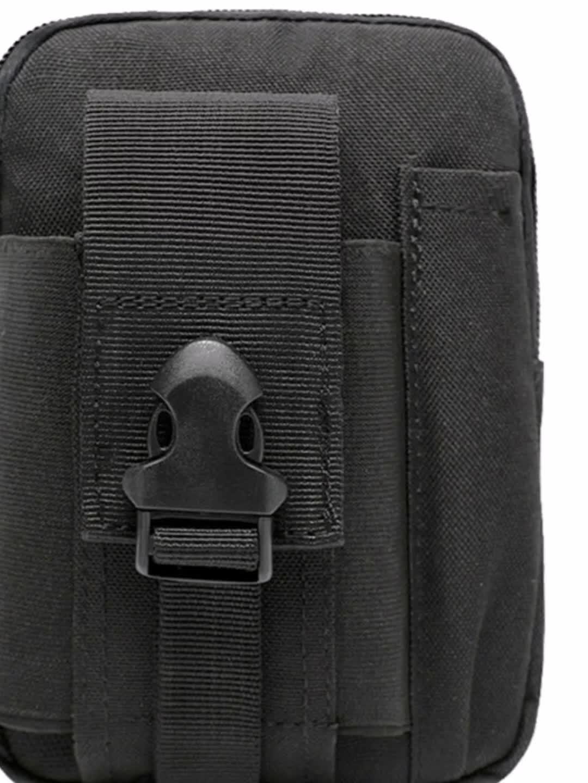 1000D Sobrevivência À Prova D' Água Saco Da Cintura Cinto Tático Molle Bolsa Utilitário EDC Gadget Compacto Unisex
