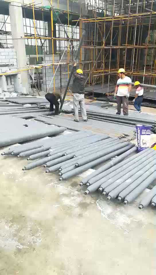 China Manufacturer Price Light Gauge Steel Structure Building Space Frame Roof Cover For Coal Storage Yard/ Bin/Shed