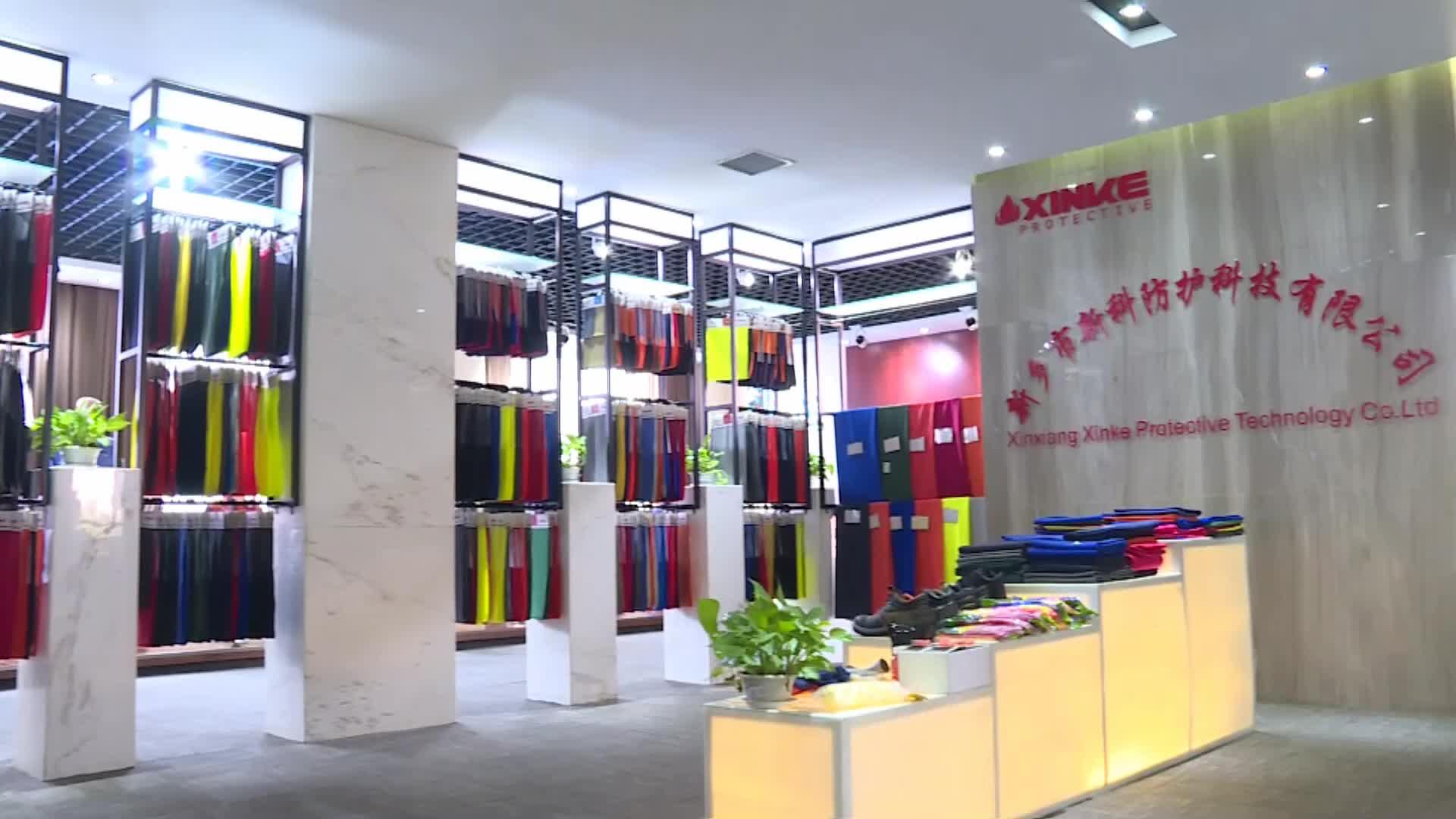 100 baumwolle flammschutzmittel wasserdichte stoff für arbeitskleidung