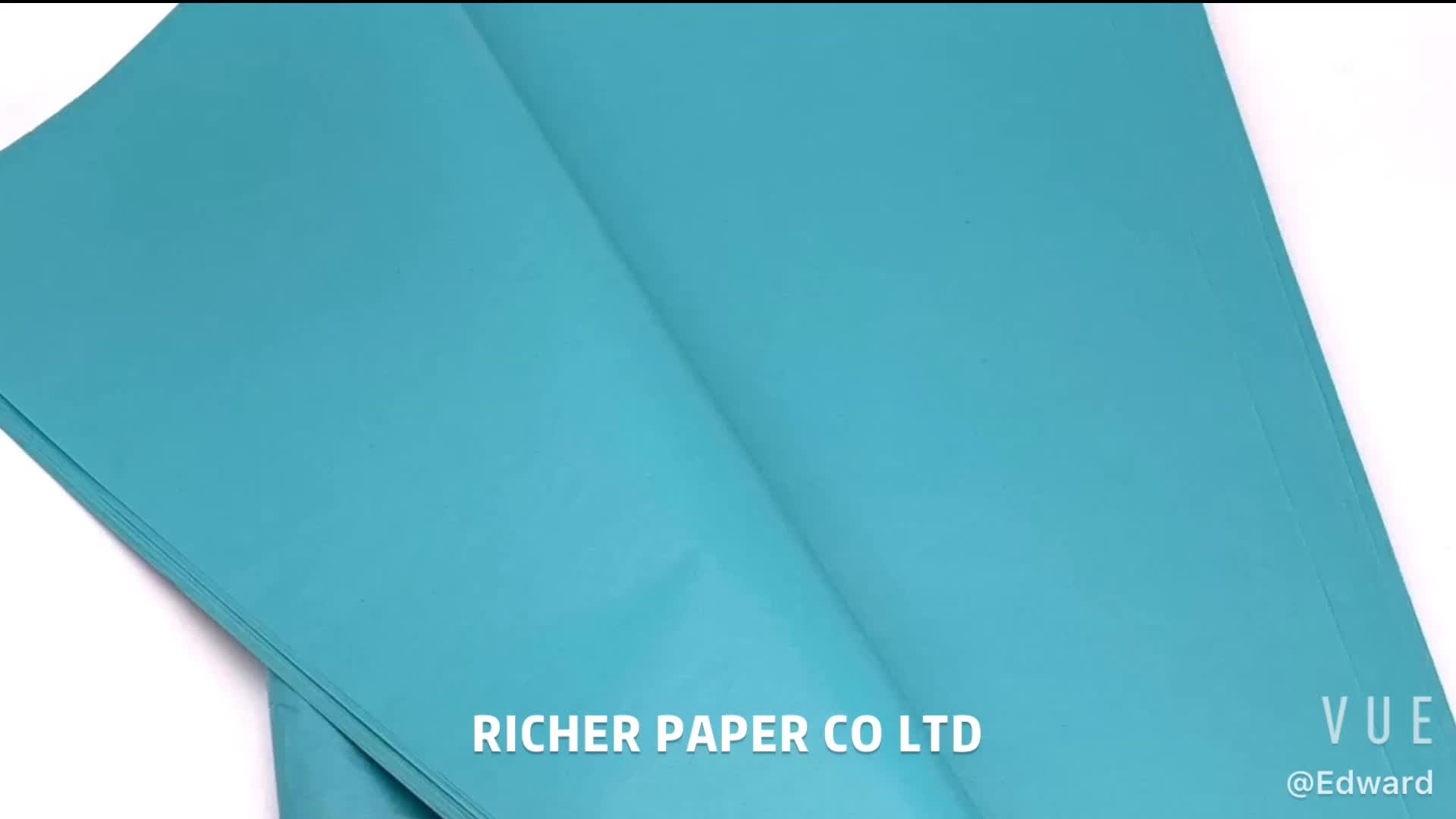 Hot sale custom wholesale color DIY gift wrapping tissue paper