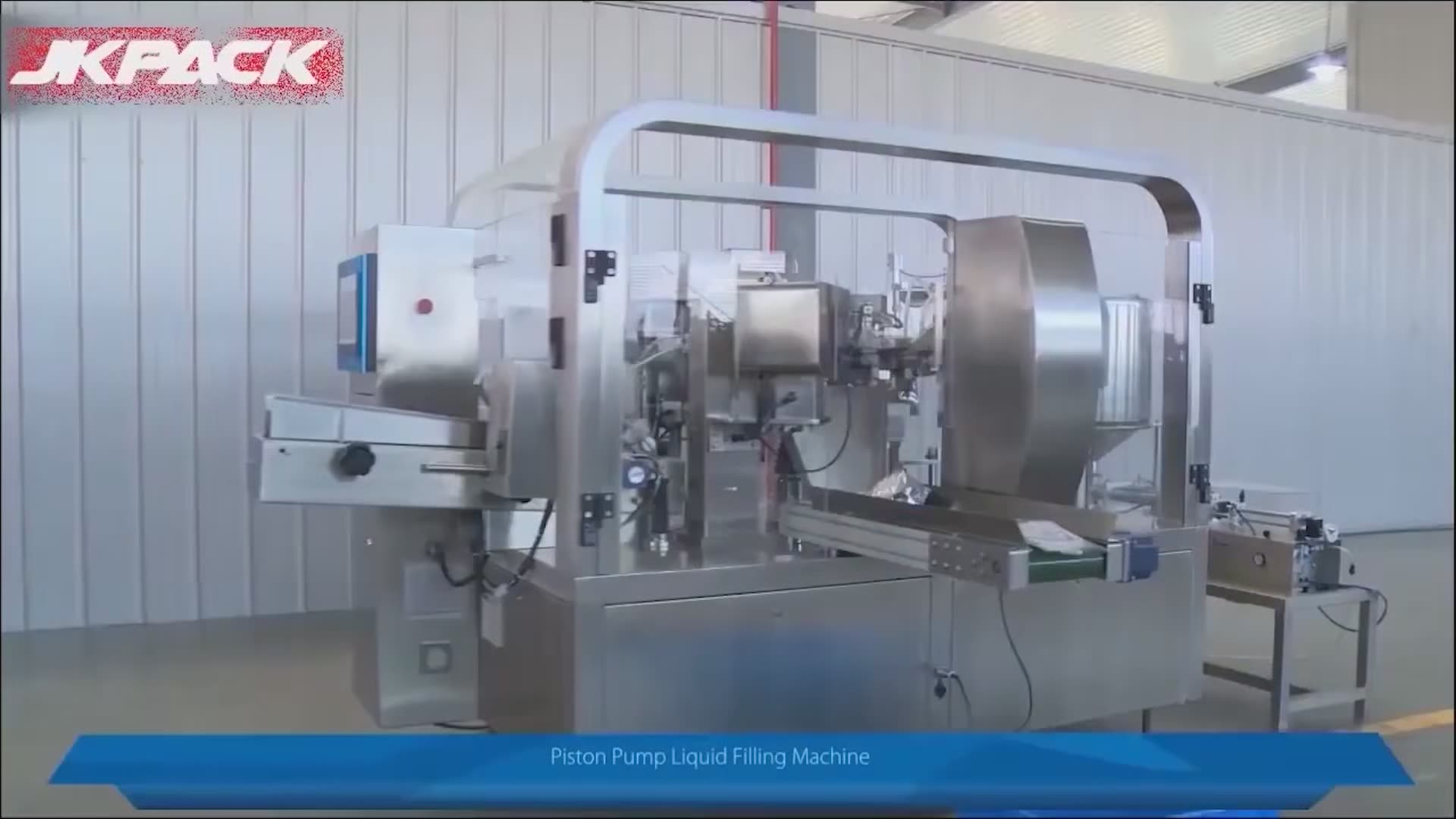 Automatic Premade Pouch Sunflower Sesame Oil Packing Machine