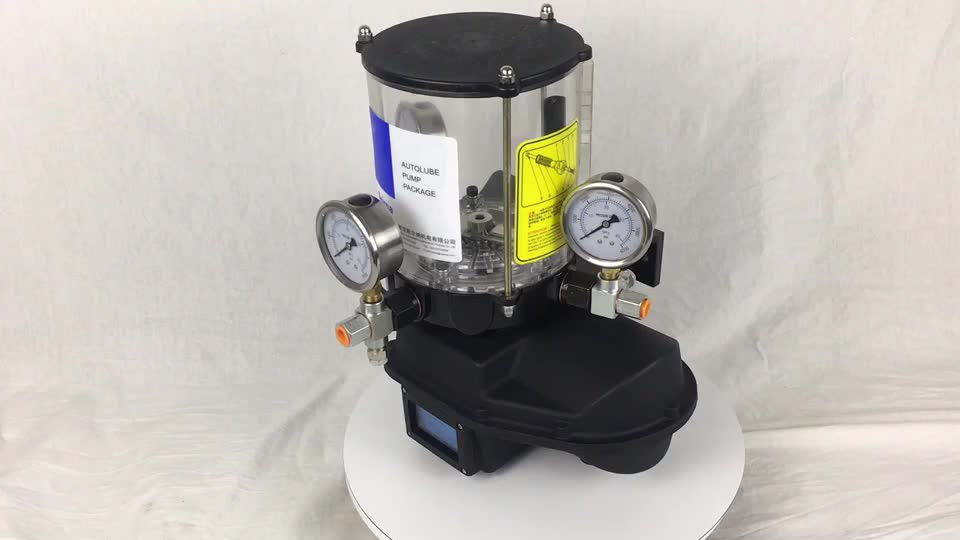 Central Lubrication System/Lubrication Oil Pump/Grease Pump