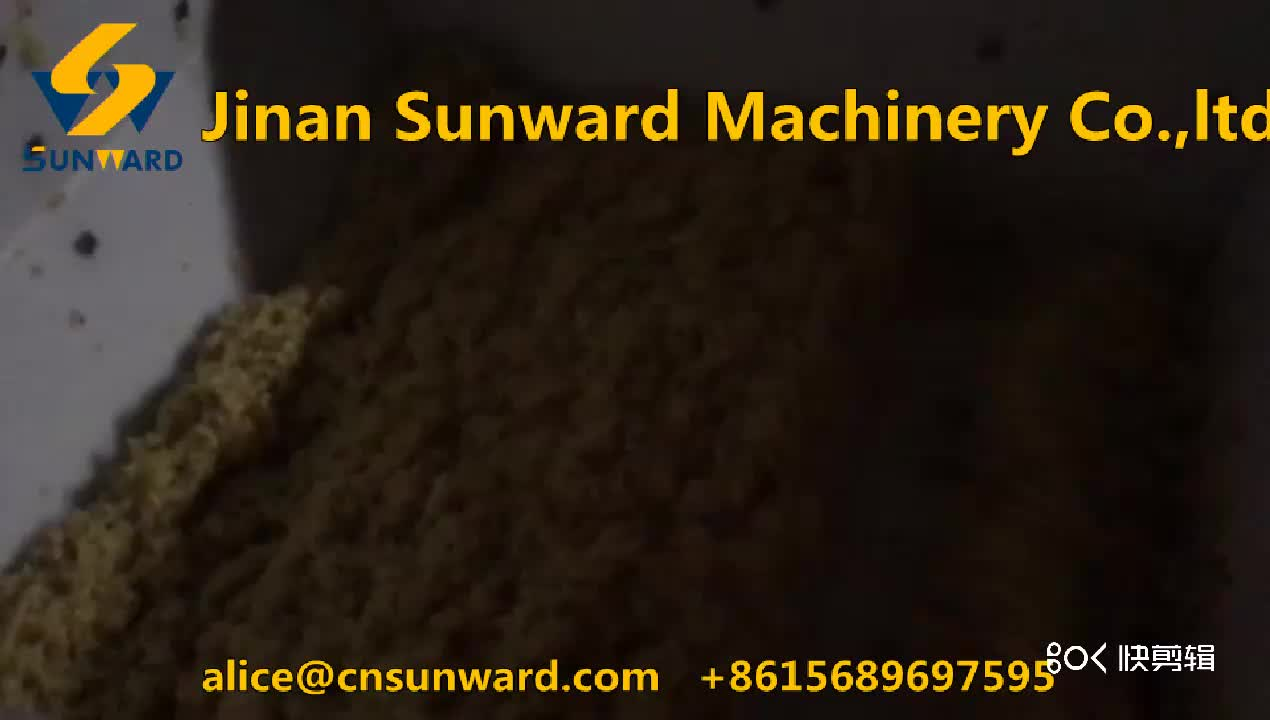 Automatic Shop snack sesame cereal bar machine extruder machine cereal brittle production line
