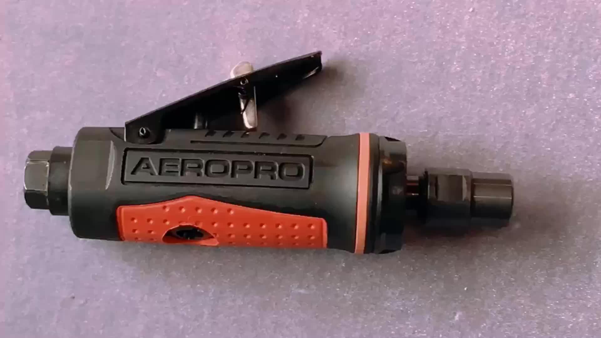 Aeropro Hohe Qualität Heavy Duty Einfach Verwenden AP17313 1/4 zoll Mini Micro Air Die Grinder