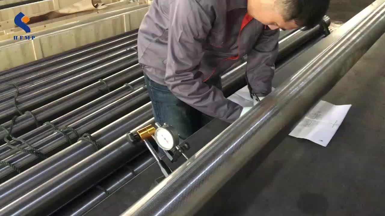 custom precision coated rollers with iso certificate