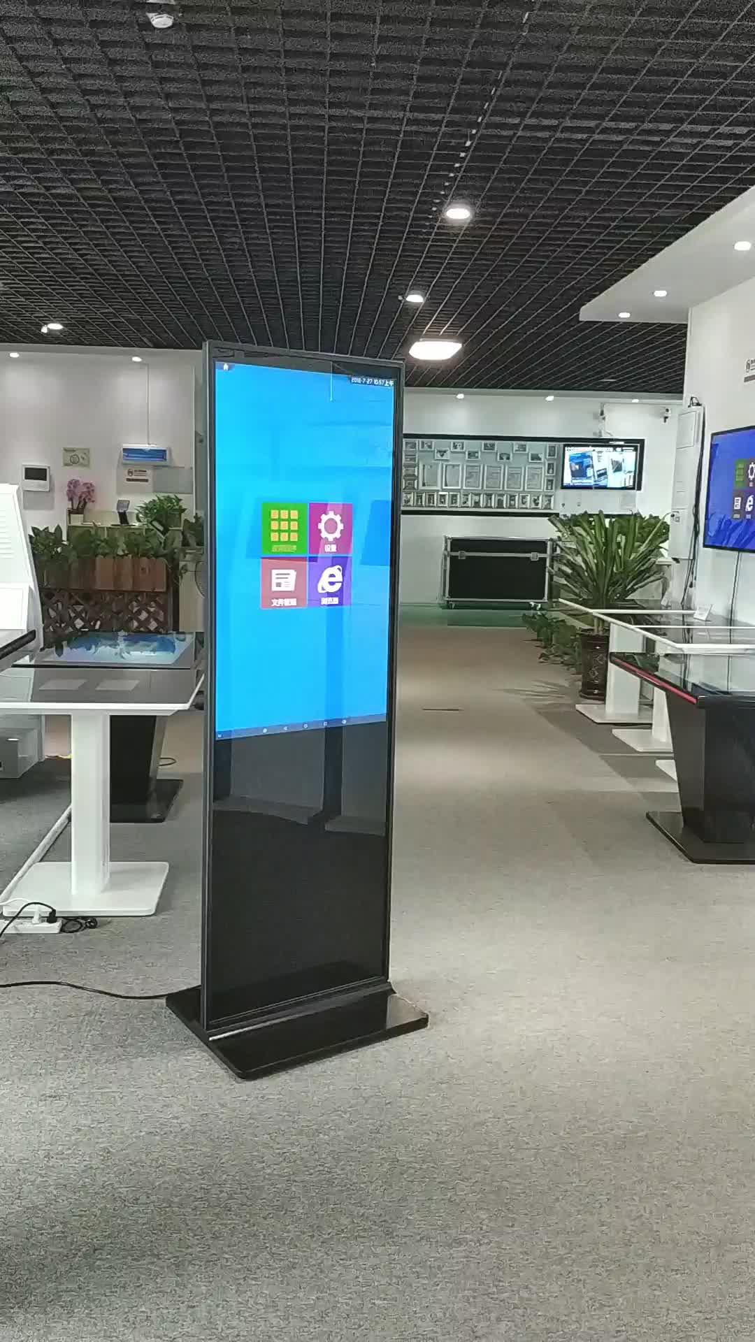 49 inch शेन्ज़ेन TFT बाजार विज्ञापन मशीन