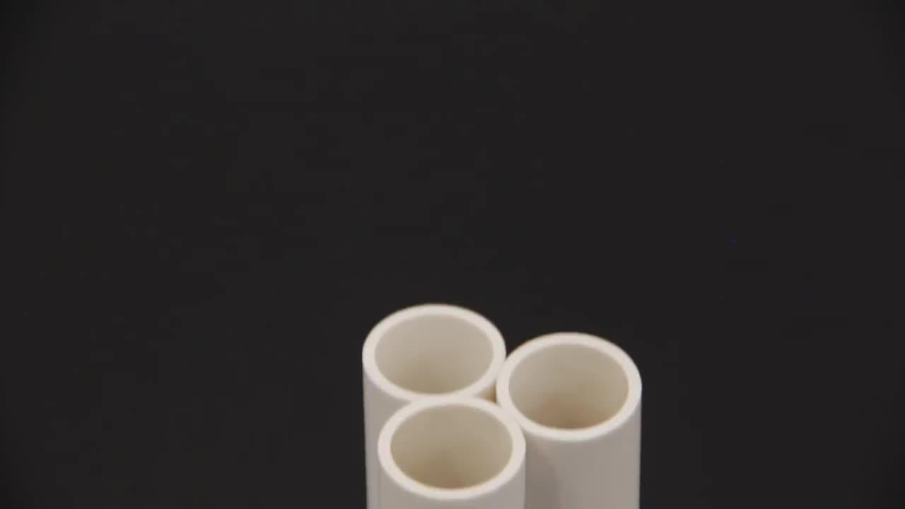 Factory Outlet PVC Bağlantı Elemanları Su Temini İçin Dişli Erkek Adaptör